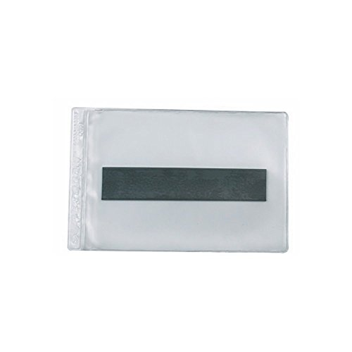 RetailSource E050301MV1 Superscan Magnetic Vinyl Envelopes, 5