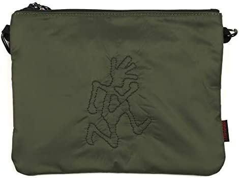 パディング サコッシュ ボディバッグ ショルダーバッグ フェス用 アウトドア メンズ レディース GRB-0046