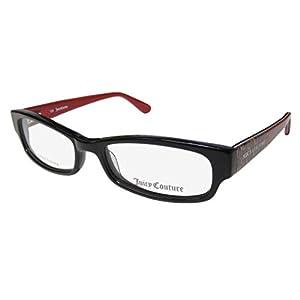 Juicy Couture Eyeglasses Juicy 121/F Black 52-16-130