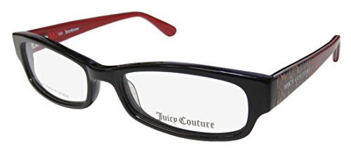 Juicy Couture Eyeglasses Juicy 121/F Black 52-16-130