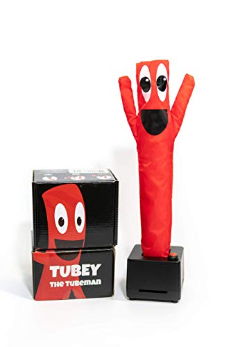 Tubey - The Mini Wacky Wavy Inflatable Arm Flailing Tubeman