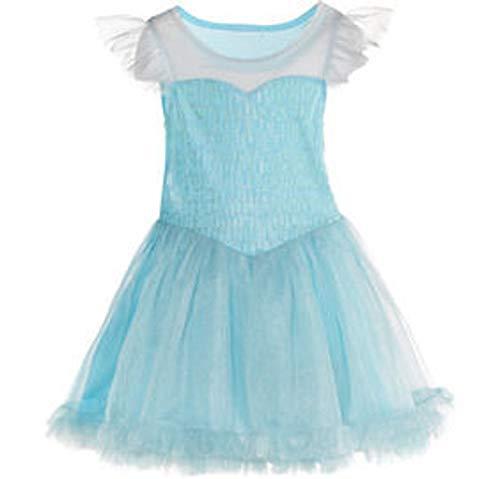 Elsa Tutu Girls Party City Dress Unknown