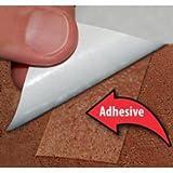 UGLU Multi-purpose Industrial Strength Adhesive Strip 3/4in X 65ft Roll-by-UGLU