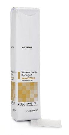 McKesson Performance Plus Gauze Sponge Non Woven Non Sterile 2