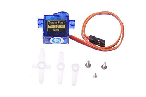 Servo Small - SMAKN® Sg90 9g Micro Small Servo Motor Rc Robot Helicopter for Arduino 2560 Uno R3 Avr A049