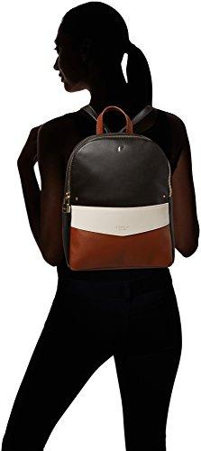 Fiorelli Trenton - Bolsos mochila Mujer Varios colores (Raven Black Mix)