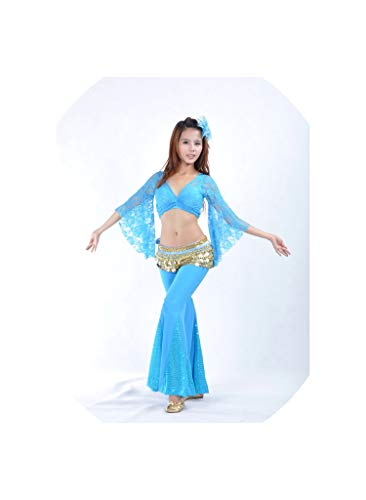 Skirt Belly Dance Clothing Belly Dance Clothes Belly Dance Clothing Monopoly, One Size]()
