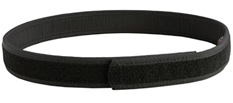 Uncle Mike's Law Enforcement Kodra Nylon Web Ultra Inner Duty Belts with Hook & Loop Outer Surface (X-Large,