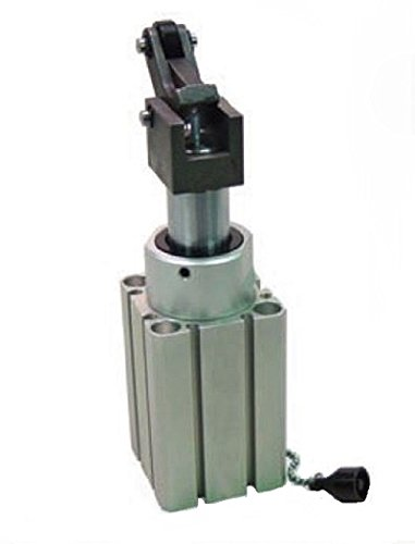 40 mm Bore Lever Rod End with Lock-Out Cap Double Acting Fabco-Air STF40X30A Stopper Cylinder 30 mm Stroke FAB   STF40X30A