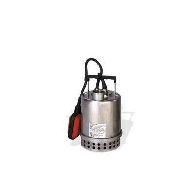 EBARA OPTIMA-3AS1 PRO-DRAINER Automatic Sump Pump, 1/3 HP, 1 x 115 (Pump Sump Stainless Steel)
