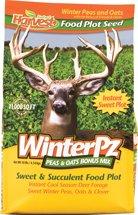 Evolved Habitat Winter Pz Peas and Oat Bonus Mix (Best Food Plot For Deer In Fall)
