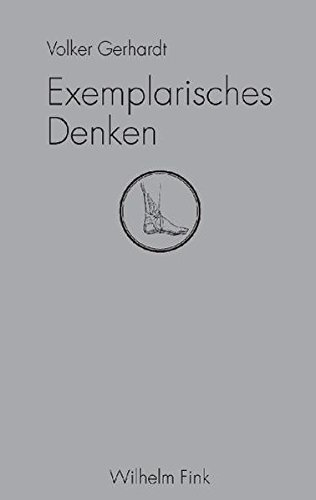 Exemplarisches Denken: Aufsätze aus dem Merkur
