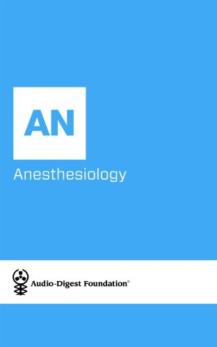 Anesthesiology: The Future of Anesthesia Care . Book 51