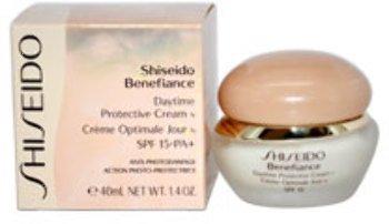 Benefiance Daytime Protective Cream - Unisex Shiseido Benefiance Daytime Protective Cream N SPF 15 Anti-Aging Cream 1.3 oz 1 pcs sku# 1757540MA