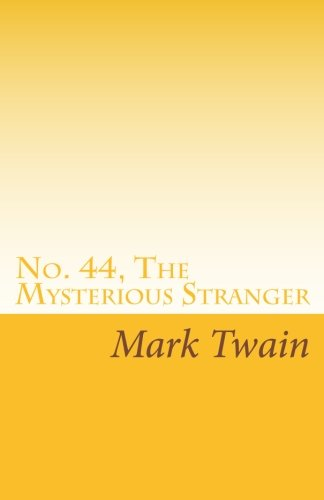 Download The Mysterious Stranger pdf
