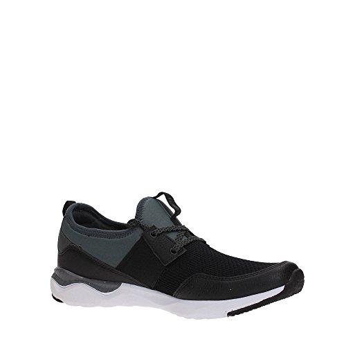 Lumberjack SM30305-002 M17 Sneakers Hombre Black/Dk Grey