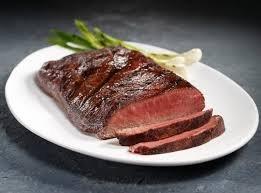 Today Gourmet 12-8oz USDA prime flat iron steaks