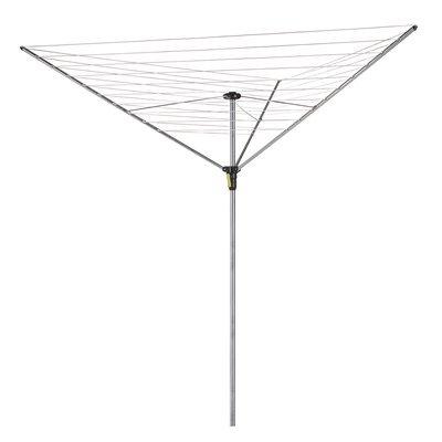 Minky Easy Breeze 3 Arm Umbrella Clothesline, 147-Feet dryin