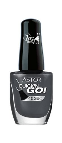 Astor 45 Seconds Quick'n Go Nagellack, Farbe 360, 1er Pack (1 x 8 ml) 26003020360
