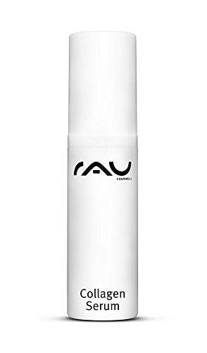RAU Collagen Serum (5 Ml / 0.17 FL.OZ) - Anti Aging Moisturizer For Face - Top Seller Fluid with Hyaluronic Acid and Trylagen™ - Best Anti-Wrinkle Treatment - suitable for mature, dry and normal skin