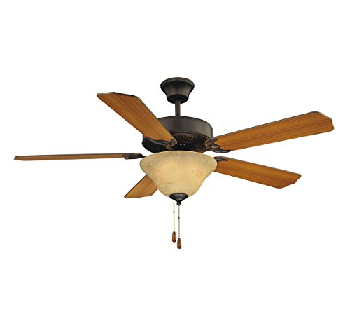 "Savoy House First Value 52"""" 2-Light Ceiling Fan in English"