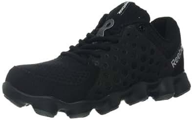 Reebok Men's ATV19 Trail Running Shoe,Black/Rivet Grey/Pure Silver,11 M US