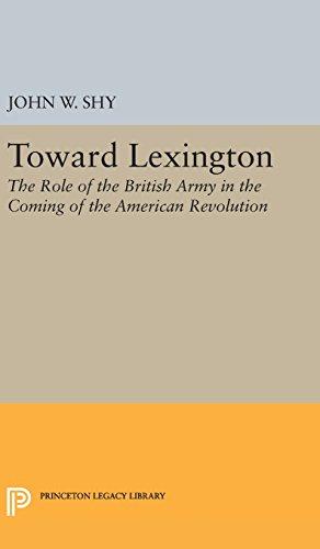 Toward Lexington