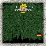 Scrapbook Customs - 12 x 12 Paper - Germany Sightseeing