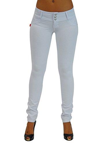Premium Stretch Cotton,Butt Lift,Levanta Cola,Skinny Leg Fashion Pants