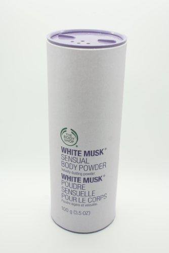 The Body Shop White Musk Sensual Body Powder Ehouseholds Com