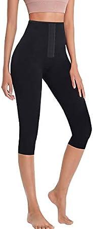 ZOME Women Sauna Sweat Leggings High Waist Heater Shorts Body Shaper Slimming Workout Training Gym Fitness The