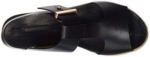 Donna Ebony T Nero Neosens Cortese Skin Restored Sandali Strap Ebony S504 A1qxZqwT