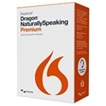 """NUANCE DRAGON K609A-S00-13.0 GOVT STATE/LOCAL ENG DRAGON by """"Nuance Communications, Inc."""""""
