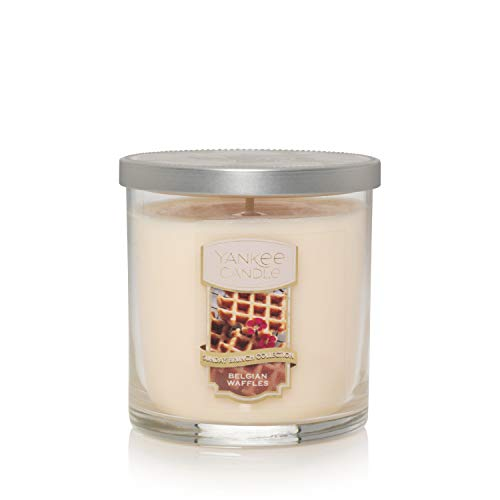 (Yankee Candle | Sunday Brunch Collection | Small Tumbler Scented Candle | Belgian Waffle)