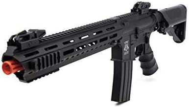 Amazon Com Black Ops Airsoft Guns Rifle Electric Full Metal M4 Viper Elite Upgraded Sports Outdoors