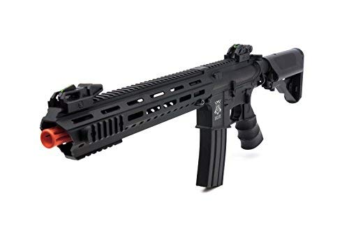 Black Ops Improved Version - M4 Viper MK5 AEG Airsoft Rifle - Full Auto Long Range Rifle - Shoot .25g .32g 6mm BBS