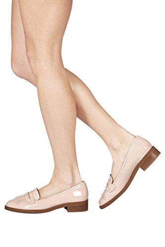 next Mujer Mocasines Flecos Zapatillas Calzado Desnudo
