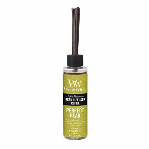 Perfect Pear WoodWick Refill for Reed or Spill Proof Diffusers ()