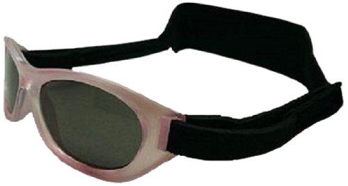 A-Plast Lunettes de natation anti-UV pour enfant Rose - Rose