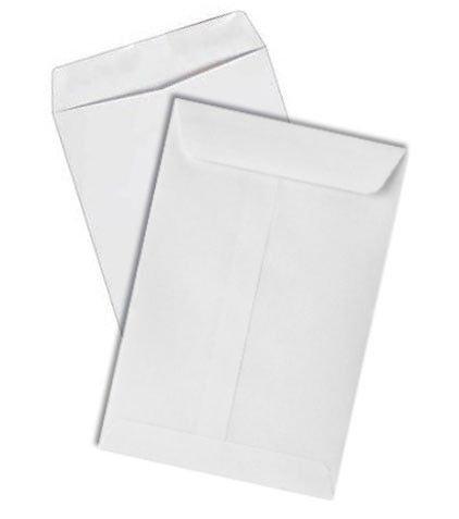 Catalog Envelopes - 28lb WHITE WOVE - (10 x 15) - 500 Box