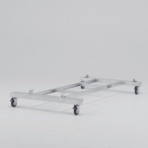 アルインコ 作業台CSD-F用4輪キャスター付きベース CSDB22