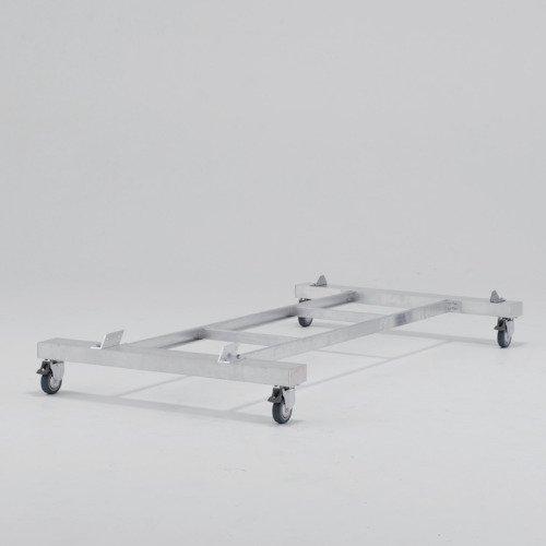 アルインコ 作業台CSD-F用4輪キャスター付きベース CSDB15 B078JGTC7N