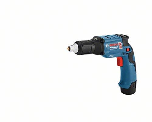 Bosch Professional GSR 10,8 V-EC TE, 2 x 2,5 Ah Akku, 10,8 V, L-Boxx, 06019E4000