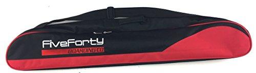 Skis Skiboards (Snowjam Five Forty 110cm Skiboard Snowblade Carry Bag Red/Black)