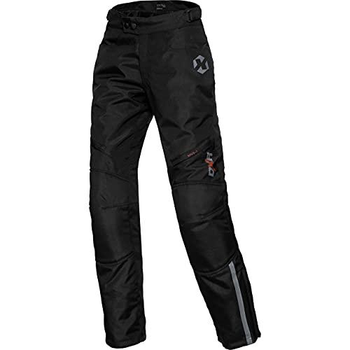 DXR Motorradhose Damen Tour Textilhose 5.0, Motorradhose Damen, wasserdicht, Winddicht, atmungsaktiv, Thermofutter…