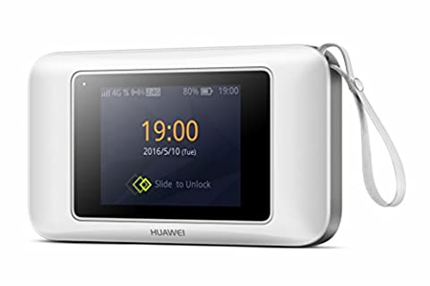 Huawei E5787s-33a 300 Mbps 4G LTE & 43.2 Mpbs 3G Mobile WiFi (4G LTE in Europe, Asia, Middle East, Africa & 3G globally) (Mobile Wifi Huawei 4g)