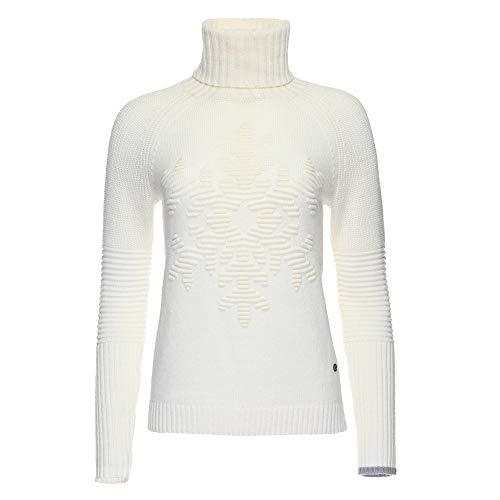 Bogner Fire + Ice GISA Sweater Womens White (Bogner Sport)