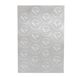 Gartner Studios(R) Holiday Envelope Seals, 1in. Diameter, - Seals Holiday