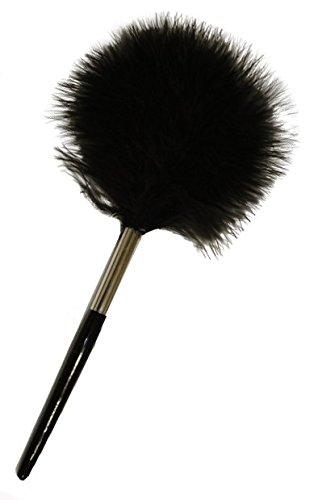 Black Feather Fingerprint (12 Brushes/Pack) - GB-0185-00001B