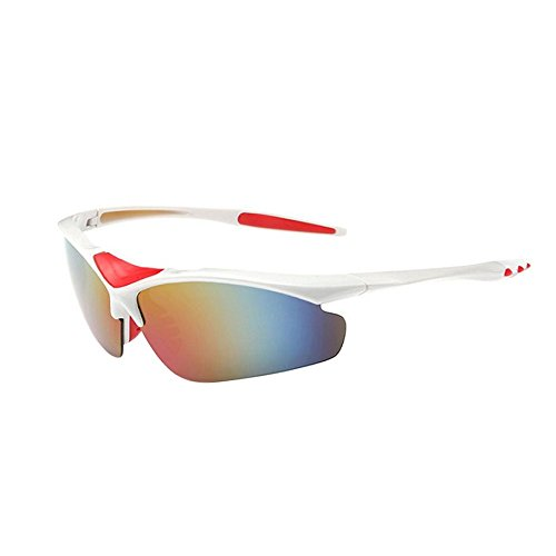 057a1b52ed7c Flank Outdoor Cycling Glasses Bike Bicycle Sunglasses Polarized Sunglasses  Eyewear (D) - Buy Online in Oman.